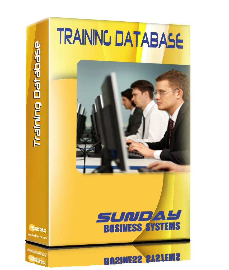 free training records database